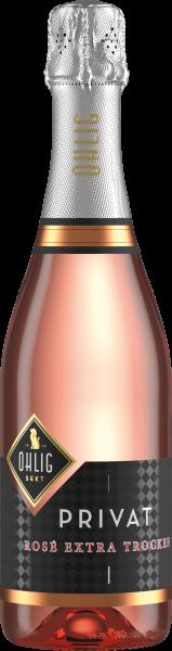 OHLIG Privat Rosé | Extra Trocken