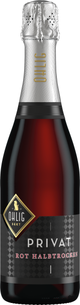 OHLIG Privat Rot | Halbtrocken