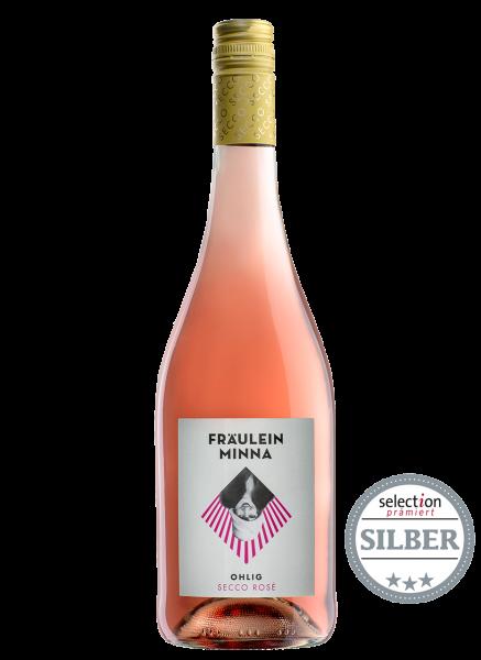 "OHLIG Rosé-Secco ""Fräulein Minna""   Trocken"